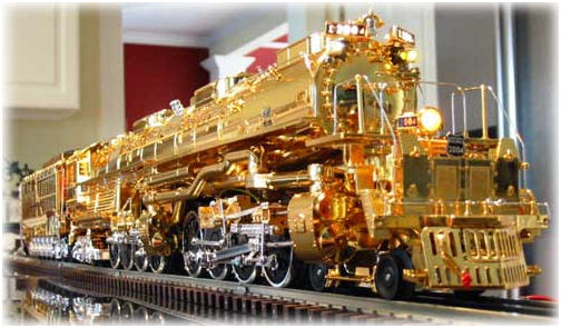 Ciminel Brass Locomotive
